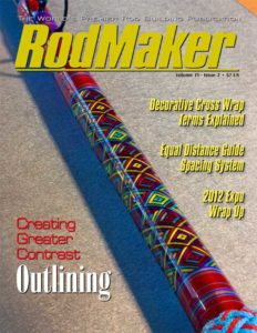 rodmaker magazine cover volume 15 #2