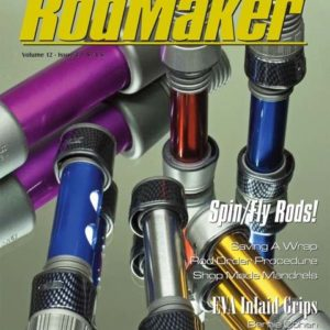rodmaker magazine issue volume 12 #3 cover