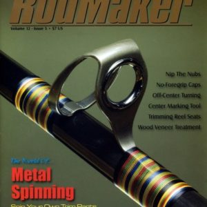 rodmaker magazine issue volume 12 #5 cover