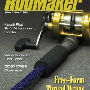 rodmaker magazine issue volume 13 #2 cover