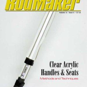 rodmaker magazine issue volume 13 #6 cover