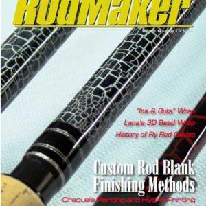 rodmaker magazine issue volume 14 #1 cover