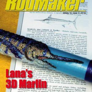 rodmaker magazine issue volume 14 #2 cover