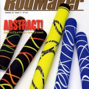 rodmaker magazine issue volume 14 #3 cover
