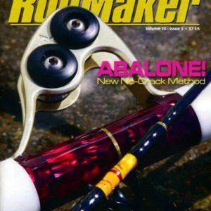 rodmaker magazine issue volume 14 #5 cover
