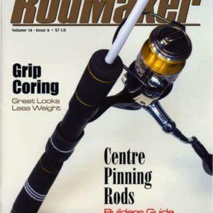 rodmaker magazine issue volume 14 #6 cover