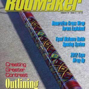 rodmaker magazine issue volume 15 #2 cover