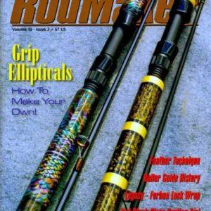 rodmaker magazine issue volume 15 #3 cover