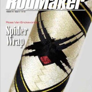 rodmaker magazine issue volume 16 #6 cover