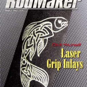 rodmaker magazine issue volume 17 #2 cover