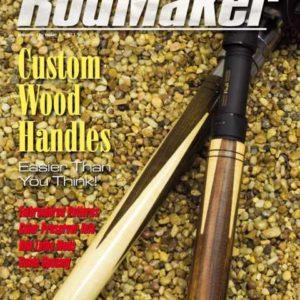 rodmaker magazine issue volume 17 #3 cover