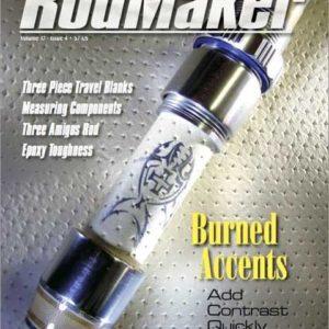 rodmaker magazine issue volume 17 #4 cover