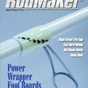 rodmaker magazine issue volume 18 #2 cover