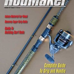 rodmaker magazine issue volume 18 #3 cover