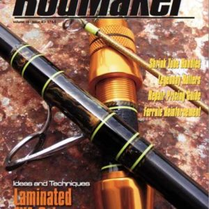 rodmaker magazine issue volume 18 #4 cover
