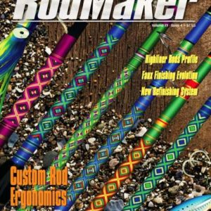 rodmaker magazine issue volume 19 #4 cover