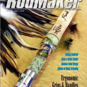 rodmaker magazine issue volume 19 #5 cover