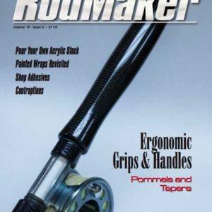 rodmaker magazine issue volume 19 #6 cover