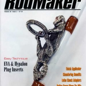 rodmaker magazine issue volume 20 #2 cover