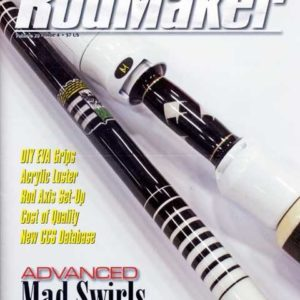 rodmaker magazine issue volume 20 #4 cover