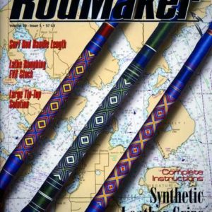 rodmaker magazine issue volume 20 #5 cover