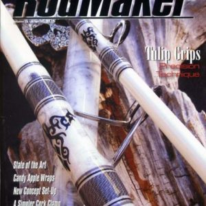 rodmaker magazine cover volume 21 #1
