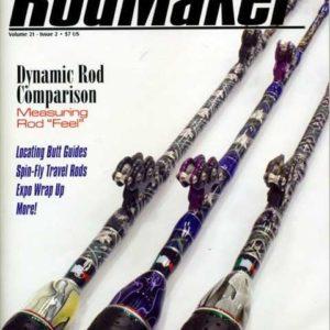 rodmaker magazine issue volume 21 #2 cover