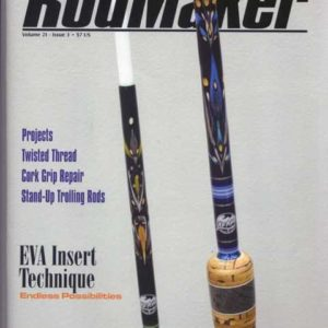 rodmaker magazine issue volume 21 #3 cover