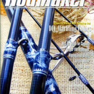 rodmaker magazine issue volume 21 #4 cover