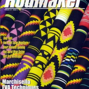 rodmaker magazine issue volume 21 #5 cover