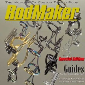 cover of special edition cd covering all aspects of fishing rod guides