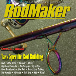 cover of task specific skills from rodmaker magazine on cd