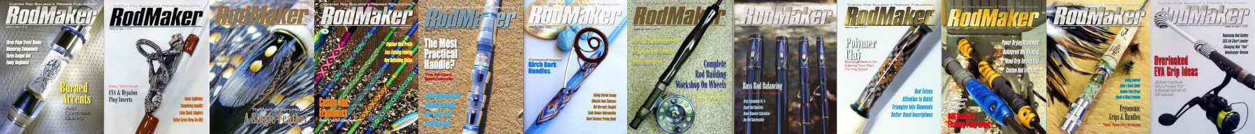 rodmaker magazine sample issues
