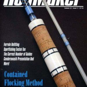 rodmaker magazine cover volume 22