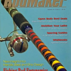 rodmaker magazine issue volume 10 #3 cover