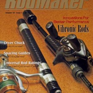 rodmaker magazine issue volume 10 #4 cover