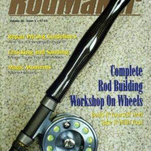 rodmaker magazine issue volume 10 #5 cover