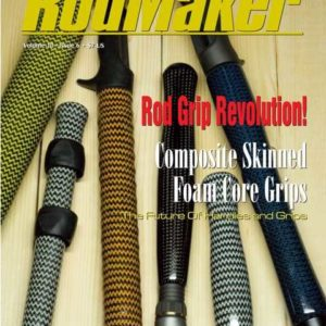 rodmaker magazine issue volume 10 #6 cover