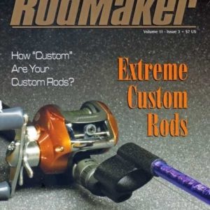 rodmaker magazine issue volume 11 #3 cover image