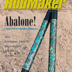 rodmaker magazine issue volume 11 #5 cover image