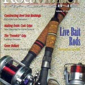 rodmaker magazine issue volume 8 #6 cover