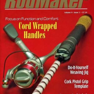 rodmaker magazine issue volume 9 #3 cover