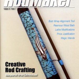 rodmaker magazine volume 22 #1 cover