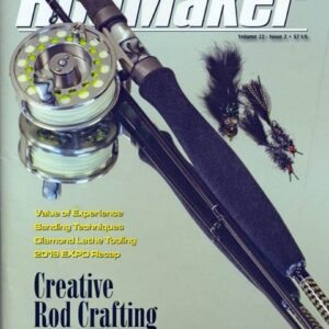 rodmaker magazine volume 22 #2 cover